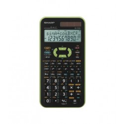 CALCULATRICE SCIENTIFIQUE SHARP 469 FONCT EL - 506X DISPLAY