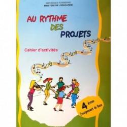 AU RYTHME DES PROJETS -CAHIER D'ACTIVITEE 121411