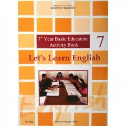 Let's Learn English - Activity Book 141706