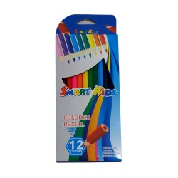 CRAYON COULEUR DE 12 GM SMART KIDS 1120712