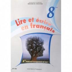Livre Lire et écrire en français 121804