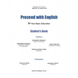 Proceed with English - student's book 141906