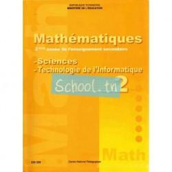MATHÉMATIQUES T2 (SC -TECH DE L'INFO)222232