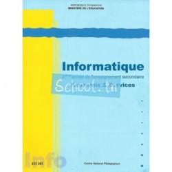 INFORMATIQUE (ÉCO. ET SERVICES)233261