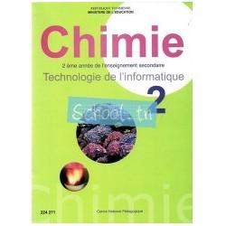 CHIMIE (TECHNOLOGIE DE L'INFO) 224271