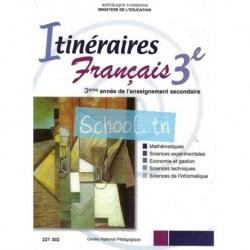 FRANÇAIS ITINÉRAIRES (AUTRES QUE LETTRES) 221302