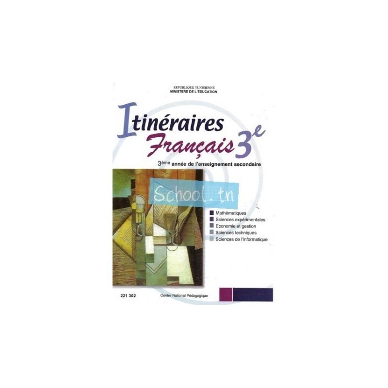Francais Itineraires Autres Que Lettres 221302 1prix