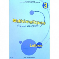 Livre Mathématiques 222322
