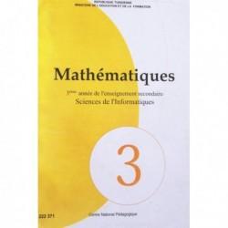 Livre Mathématiques sc-info 222371