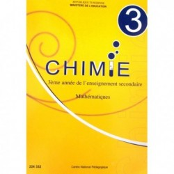 Livre Chimie (MATH) 224332