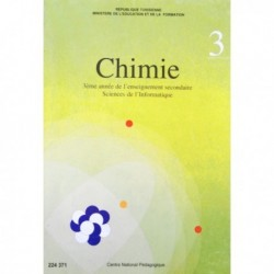 Livre Chimie (SCIENCE-INFO)224371
