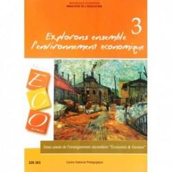 Explorons Ensemble L'environnement Economique(SEC ECO) 229363