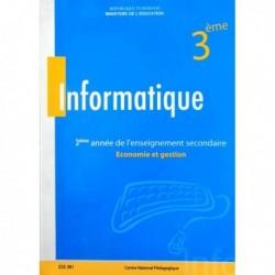 Livre Informatique (ECO-GEST) 233361