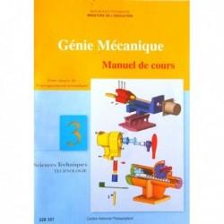 Livre Génie mécanique manuel de cours(SCIENCE TECHN )228357