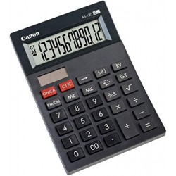 CALCULATRICE CANON AS-120-HB