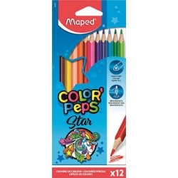 CRAYON DE COULEUR 12/18 MAPED 18321210