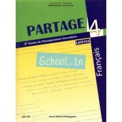 PARTAGE-FRANÇAIS (LETTRES)221421