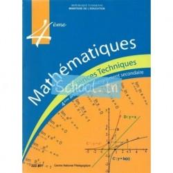 MATHÉMATIQUES (TECH.)222451