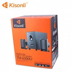 HAUT PARLEUR KISONLI TM6000 5W*1+3W*2 USB/SD/BT
