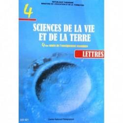 Livre Sciences de la Vie et de la Terre ( LETTRE) 225421