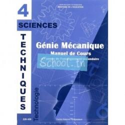 GÉNIE MÉCANIQUE COURS (SCIENCE-TECH )228459