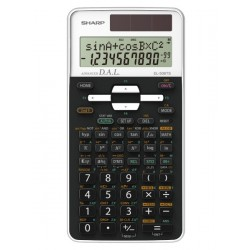 CALCULATRICE SCIENTIFIQUE SHARP EL-506TS 470 FONCT