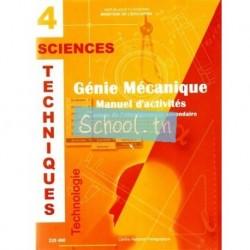 GÉNIE MÉCANIQUE ACTIVITÉS (SCIENCE-TECH) 228460