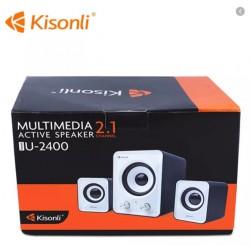 HAUT PARLEUR KISONLI U-2400 USB 2.1