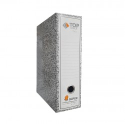BOITE D'ARCHIVE TOP OFFICE MM DOS 100 MM PLASTIFIEE