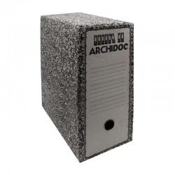 BOITE D'ARCHIVE ARCHIDOC GM DOS 150 MM CARTONEE