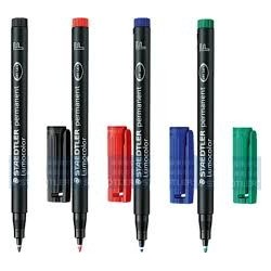 STYLO STAEDETLER PERMANENT LUMCOLOR 318 F 0.6MM