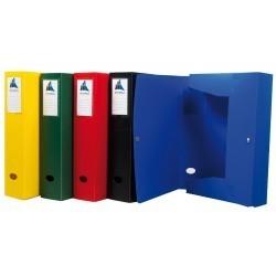 BOITE DE CLASSEMENT (ARCHIVE) POLYPRO PP DOS 8 OFFICE PLAST 240*320 mm