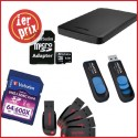 Clé USB ( Flash disque) et carte mémoire