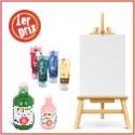 Peinture et Coloriage